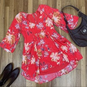 !SoPretty! Free People Floral Dress